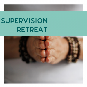 Image and description of supervision retreat product